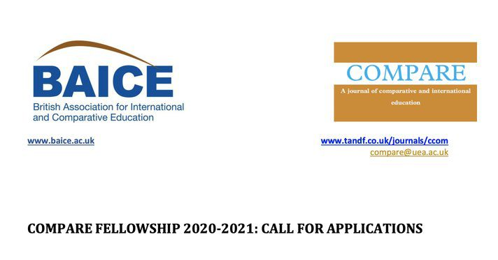 Compare fellowship 2020-2021 Call for Applications