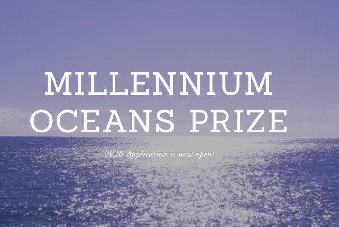 MCN Millennium Oceans Prize 2021