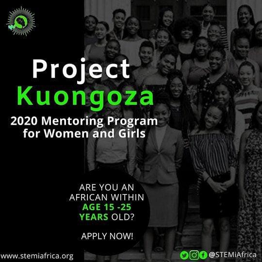 Project Kuongoza for Women and Girls