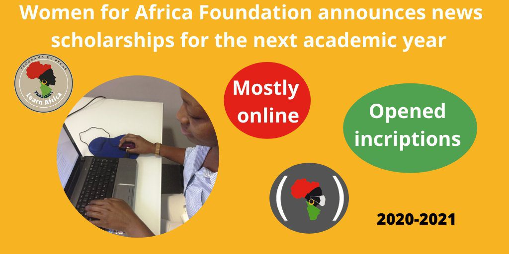 Learn Africa Scholarship Program 2020/2021 for African ...