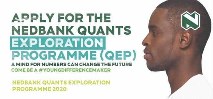 nedbank-quants-exploration-programme