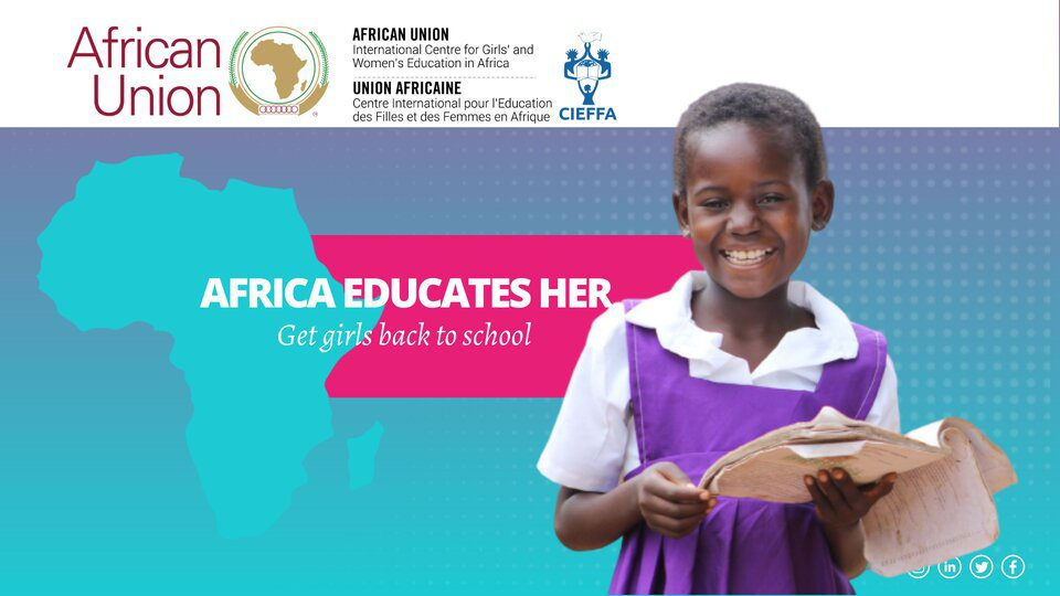 Call for Submissions: AU/CIEFFA Africa Educates Her Campaign for creative content.