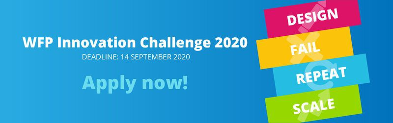 World Food Programme Wfp Innovation Accelerator 2020 For Solutions To Hunger Us 100 000 In Equity Free Funding Opportunities For Africans