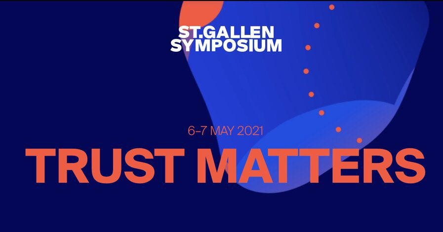 St. Gallen Symposium Leader of Tomorrow Essay Competition 2021 (CHF 20,000 Prize & expenses-paid participation to the 50th St. Gallen Symposium in Switzerland)