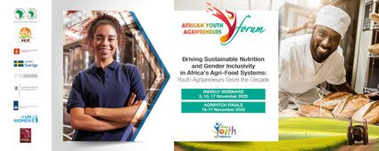 The 4th African Youth Agripreneur Forum (AYAF) and AgriPitch Competition