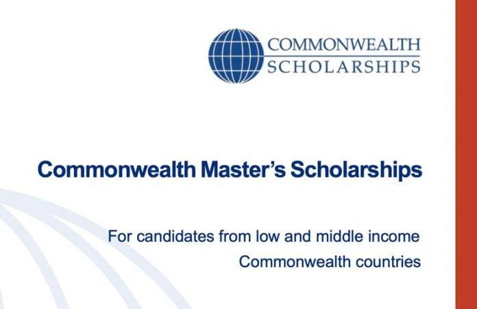 commonwealth-masters-scholarships