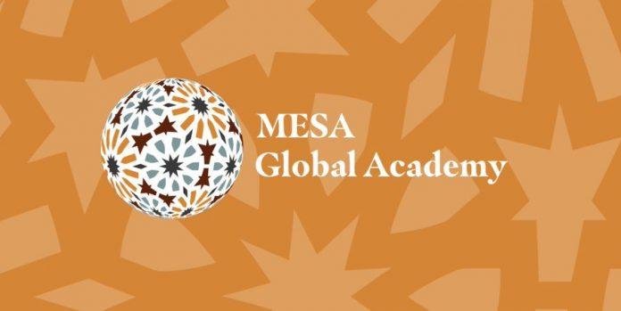 MESA Global Academy 2021 - 2022