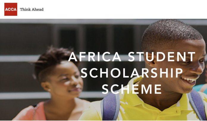 ACCA Africa Scholarship Scheme,