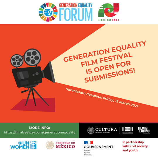 The Generation Equality Film Festival