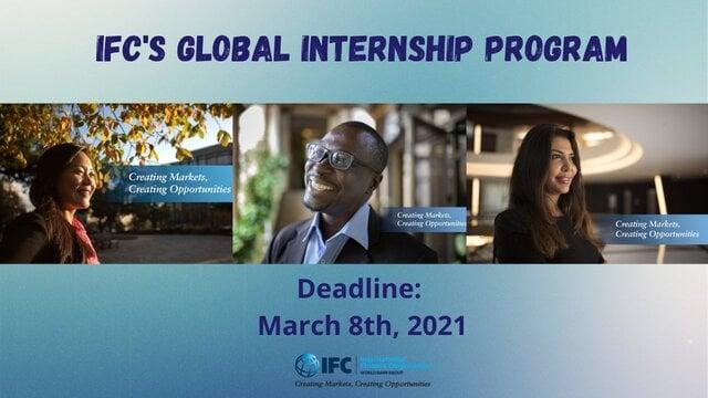 IFC Global Internship Program