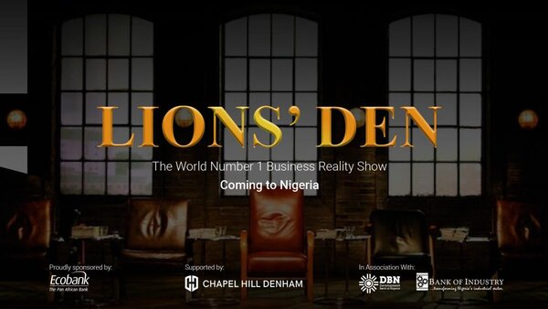 Ecobank Lions Den Business Reality Show 2021