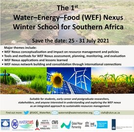WEF Nexus Winter School 2021