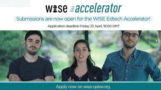 WISE Edtech Accelerator Programme