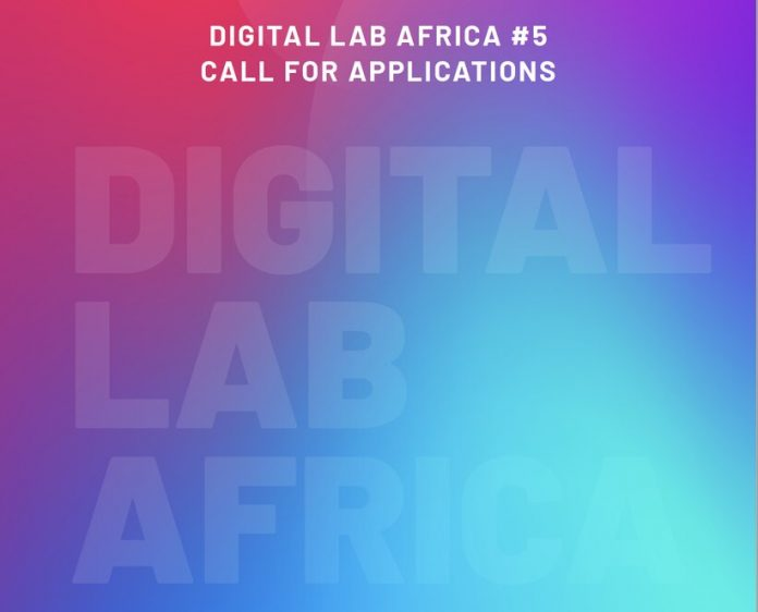 fifth edition of Digital Lab Africa, t