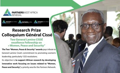General Lamine Cissé Women, Peace and Security Research Fellowship
