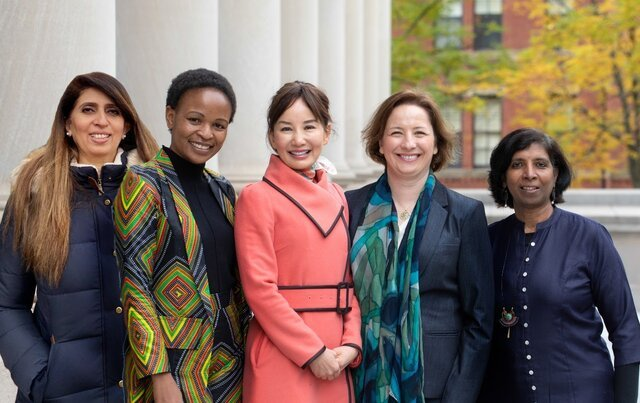 HGHI LEAD Fellowship for Promoting Women in Global Health