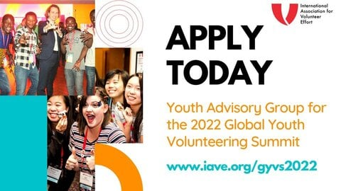IAVE's Global Youth Volunteering Summit
