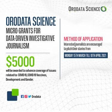 orodata-science-micro-grants