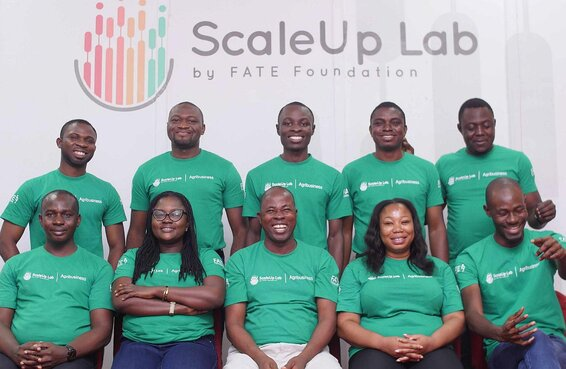 The ScaleUp Agribusiness Accelerator Programme