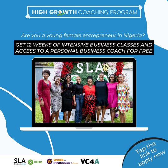 SLA High Growth Coaching Program