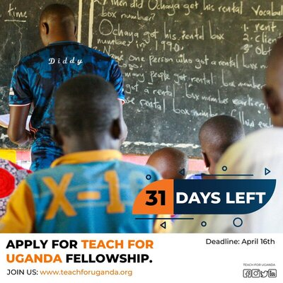 teach-for-uganda-fellowship