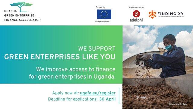 Uganda Green Enterprise Finance Accelerator