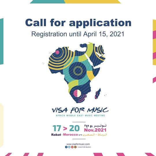 visa for music 2021