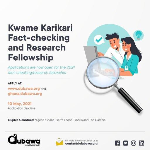 kwame-karikari-fact-checking-and-research-fellowship