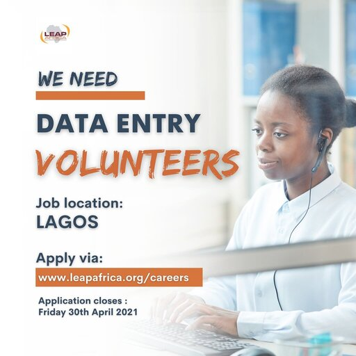leap-africa-call-for-volunteer-2021
