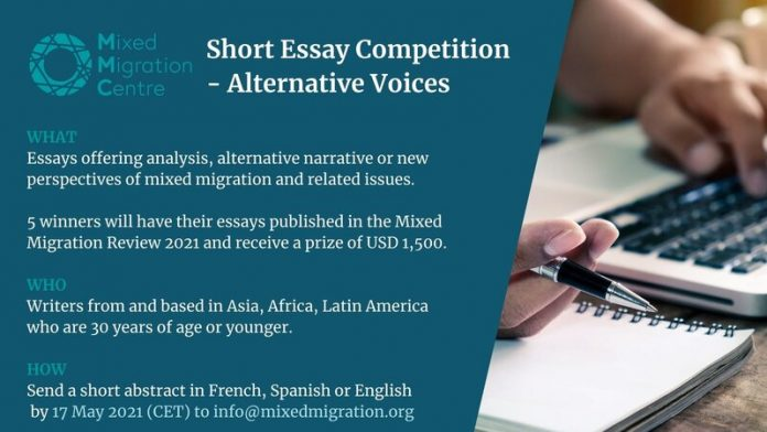 mixed-migration-centre-short-essay-competition-2021