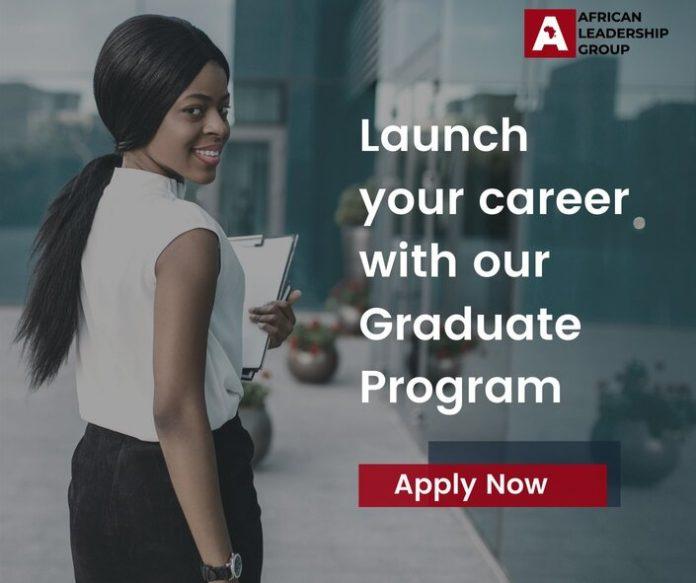 African Leadership Group Early Graduate Program 2021