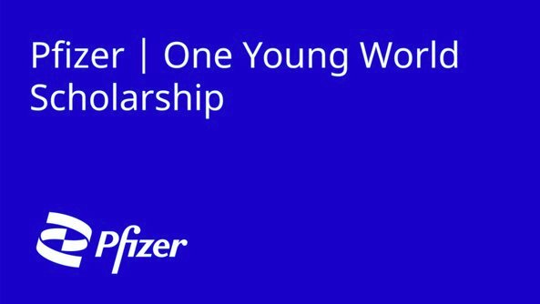 pfizer-one-young-world-scholarships