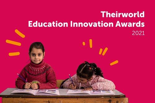 theirworld-education-innovation-awards