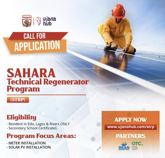sahara-technical-regenerator-program-2021