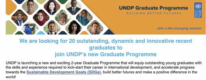 undp-graduate-programme