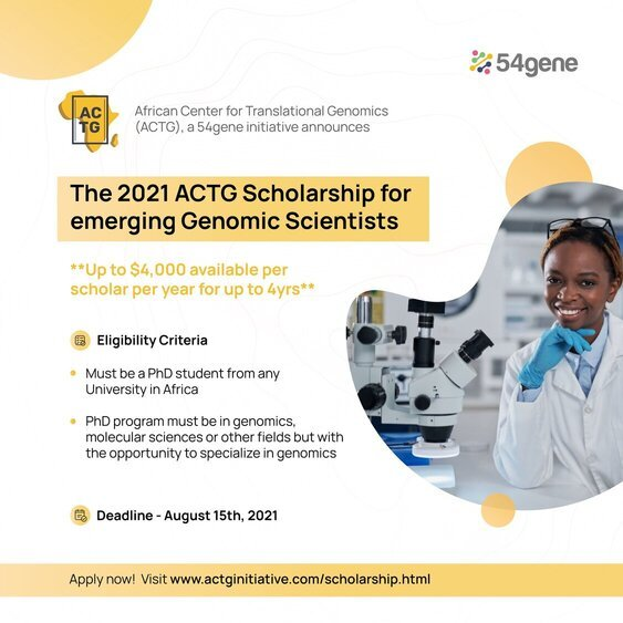 54gene-2021-actg-scholarship