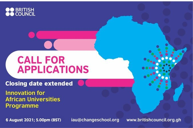 british-council-innovation-for-african-universities-programme