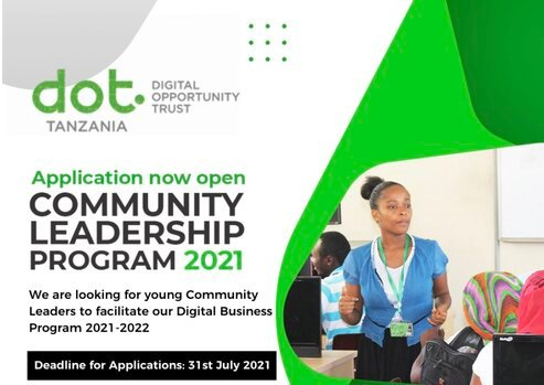 dot-tanzania-community-leadership-program