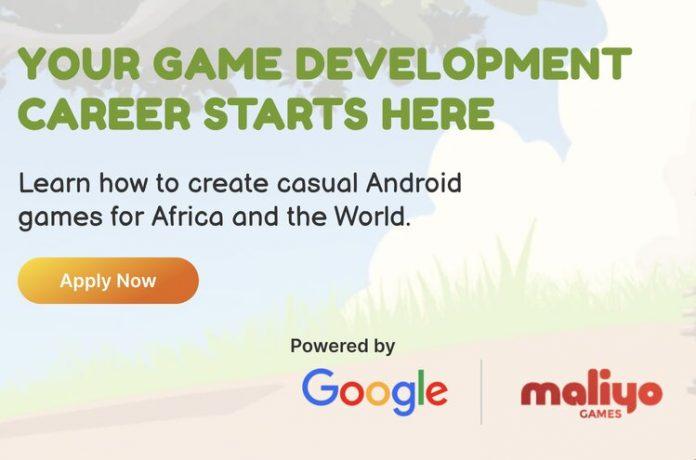 maliyo-games-google-game-development-bootcamp-2021