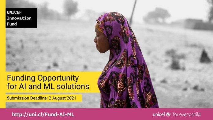 unicef-innovation-fund-for-ai-ml-startups