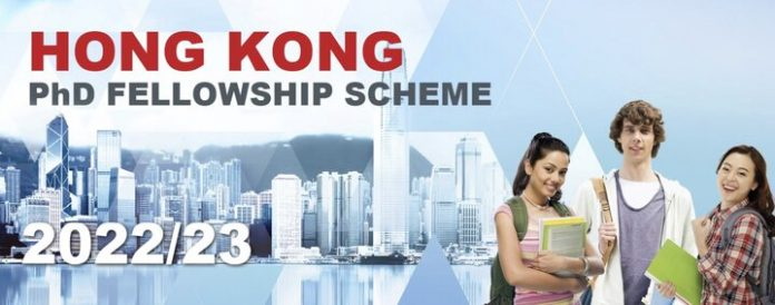 hong-kong-phd-fellowship-2022-2023