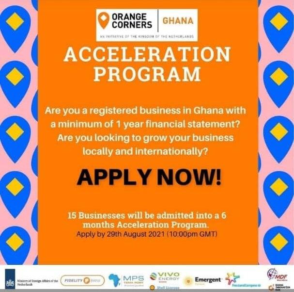 orange-corners-ghana-acceleration-program