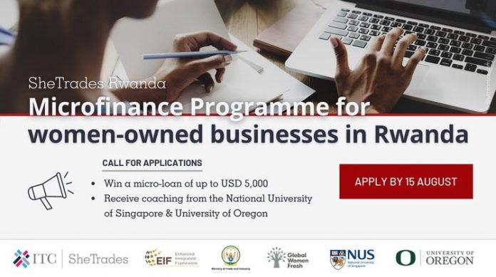 shetrades-microfinance-pilot-programme