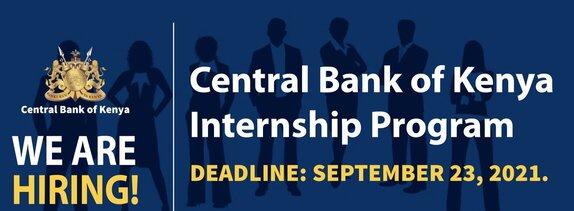 central-bank-of-kenya-internship-program-2021