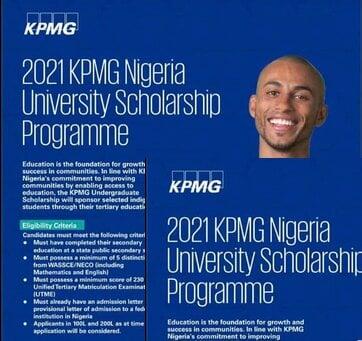 kpmg-scholarship-nigeria