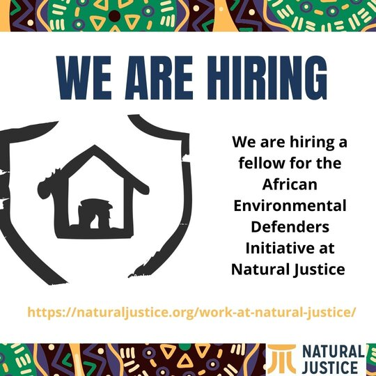 natural-justice-environmental-defenders-fellowships