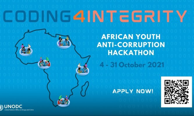 unodc-coding4integrity-african-youth-anti-corruption-hackathon-2021