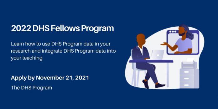 2022-dhs-fellows-program