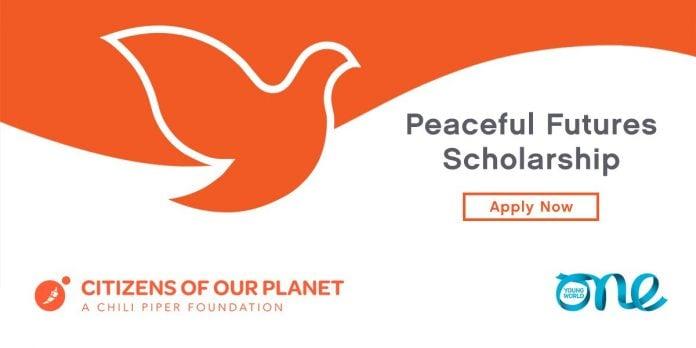 peaceful-future-scholarship-2022
