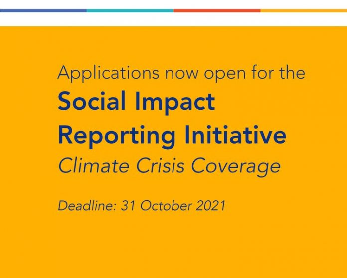 winfra-social-impact-reporting-initiative-climate-crisis-coverage